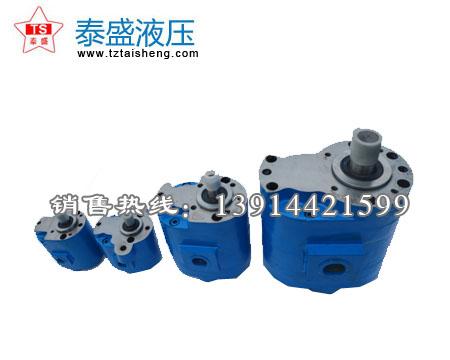 CB-B2.5SH╱4,4双联水齿轮泵