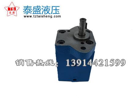 GY01-1.5╱1.5小流量双联泵