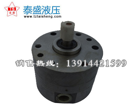 SXF-4.5双向润滑油泵