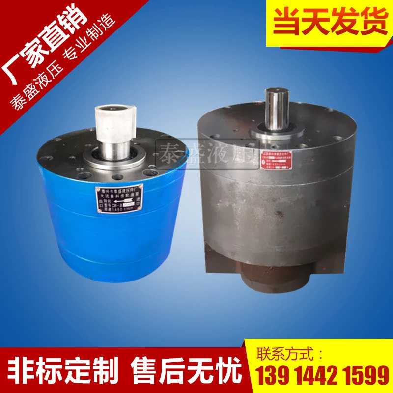 CB-BM200大流量齿轮油泵