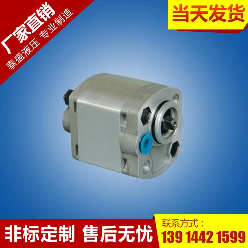 CBK-F8F高压小排量齿轮油泵