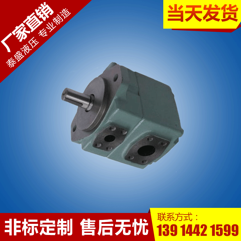FPV2R2-53高压低噪音叶片泵