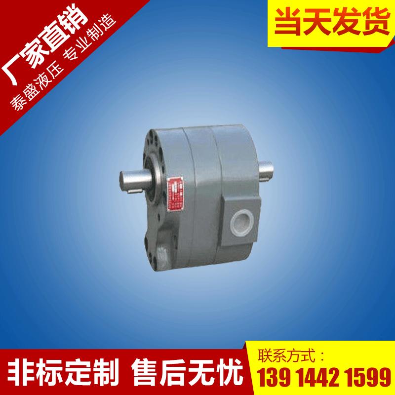 DCB-B2.5/6低压多联齿轮油泵