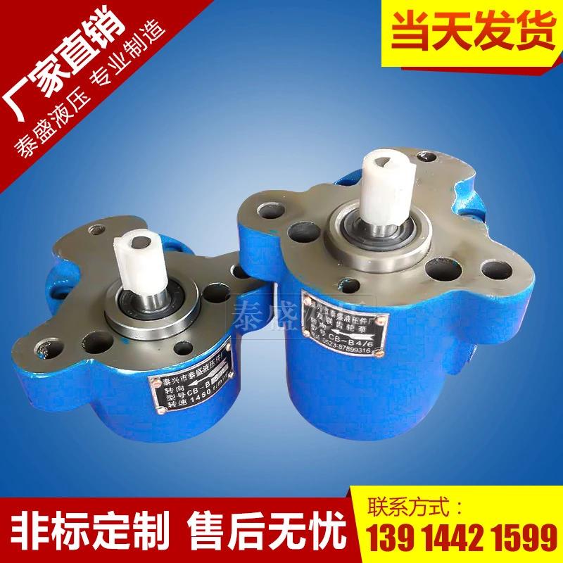 CBW-25中高压齿轮油泵