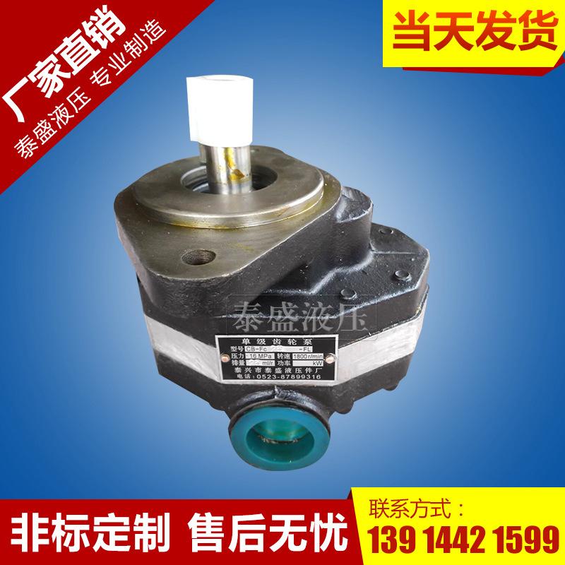 CB-FC25型高压齿轮油泵