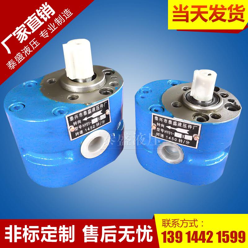 HY01-3×5齿轮油泵