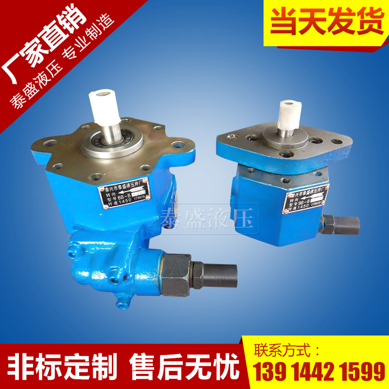 BB-B20Y摆线油泵