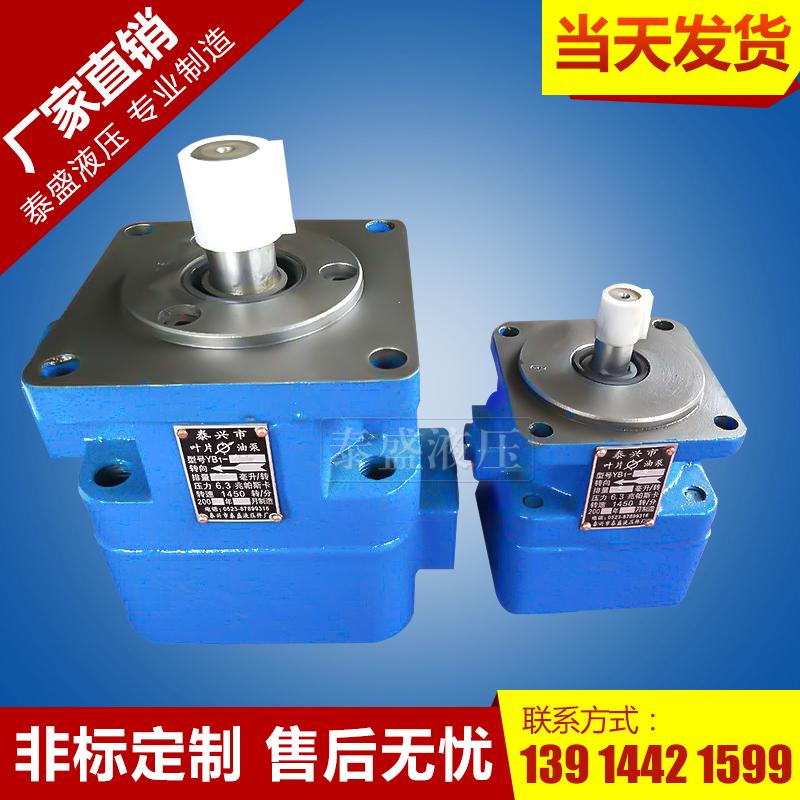 YB1-32、40、50双联叶片泵