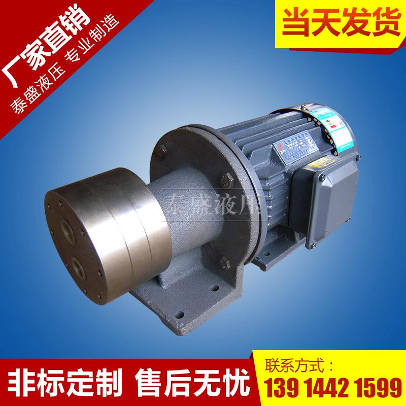 不锈钢齿轮单相电机组