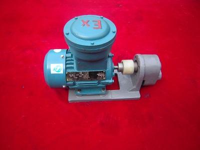 WBZ防爆齿轮油泵电机