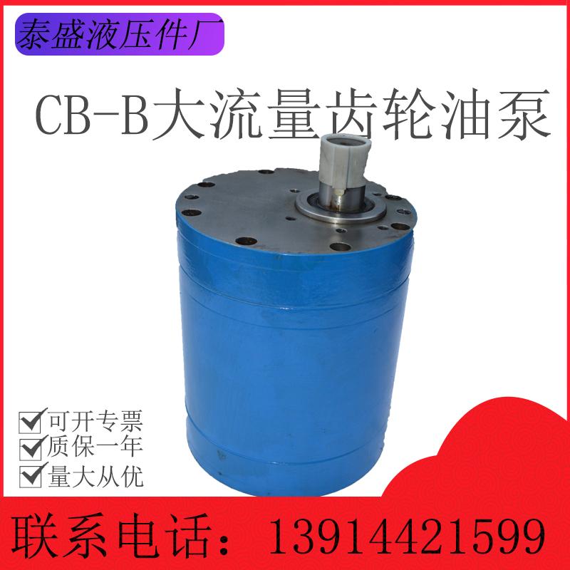 CB-BM160四川川润齿轮油泵