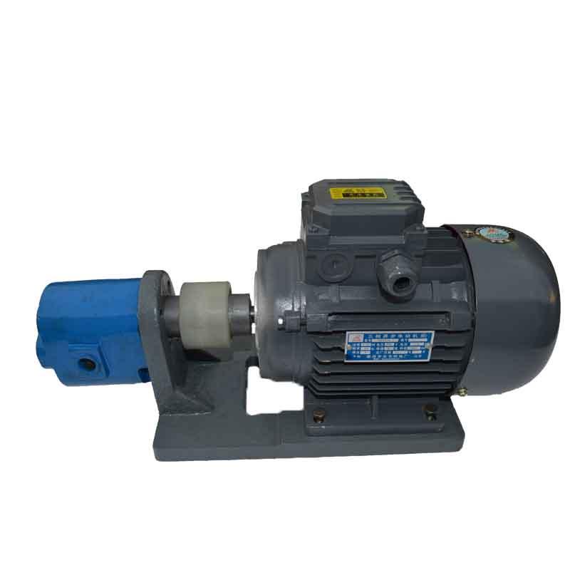 CB-B双联泵立卧式齿轮油泵电机组