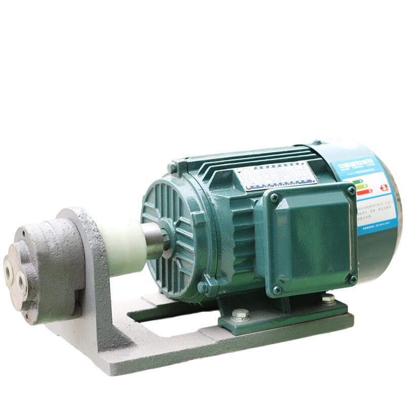 WBZ-80/100/125卧式齿轮油泵电机