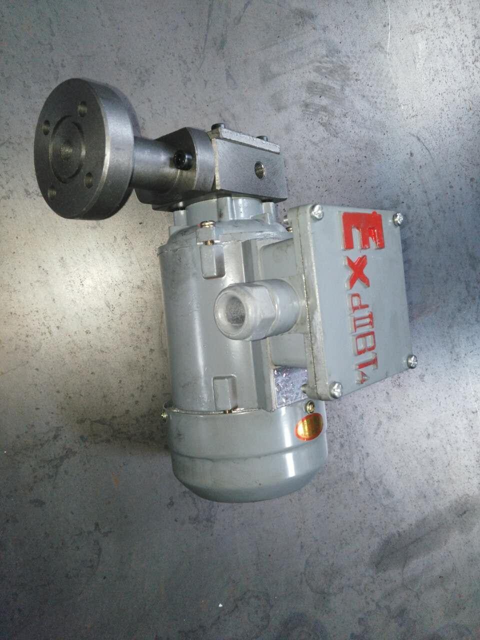 减速机循环齿轮油泵ZCB防爆