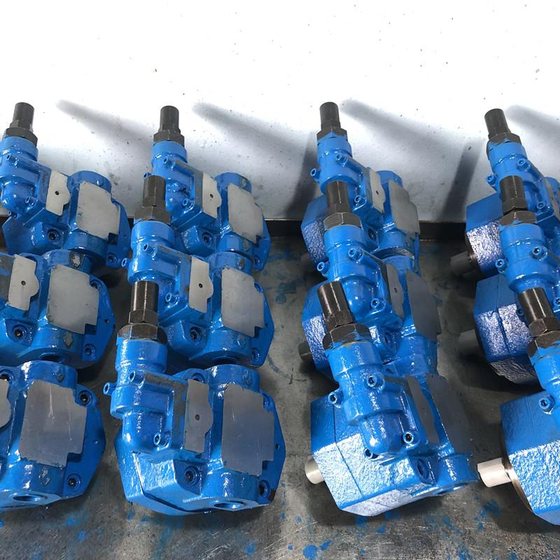 带阀摆线齿轮油泵BB-B25Y 16Y 32Y 100Y