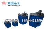 CB-B16╱16,25双联水齿轮泵
