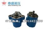 CB-B2.5╱4小流量双联齿轮油泵