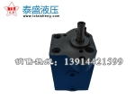 GY01-1.5╱1.5磨床液压油泵