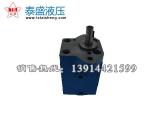 GY01-1.5╱1.0双联齿轮油泵