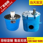 山东DCB-B200-FL低噪音大流量齿轮泵(椭圆形)