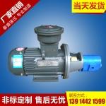 WBZ低噪音大流量齿轮油泵电机组