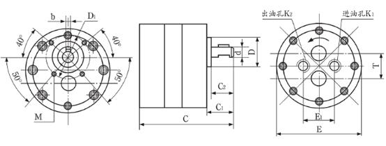 陶瓷不锈钢齿轮泵|陶瓷不锈钢齿轮油泵尺寸