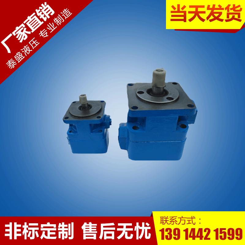 YB1-63~100/32~50型叶片泵