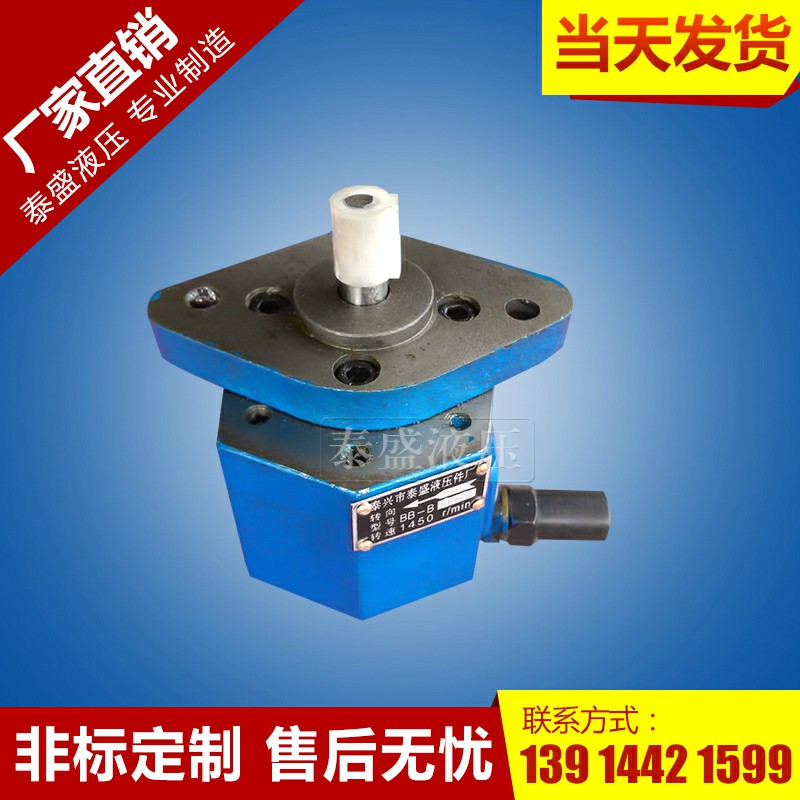 BB-B10Y摆线齿轮油泵