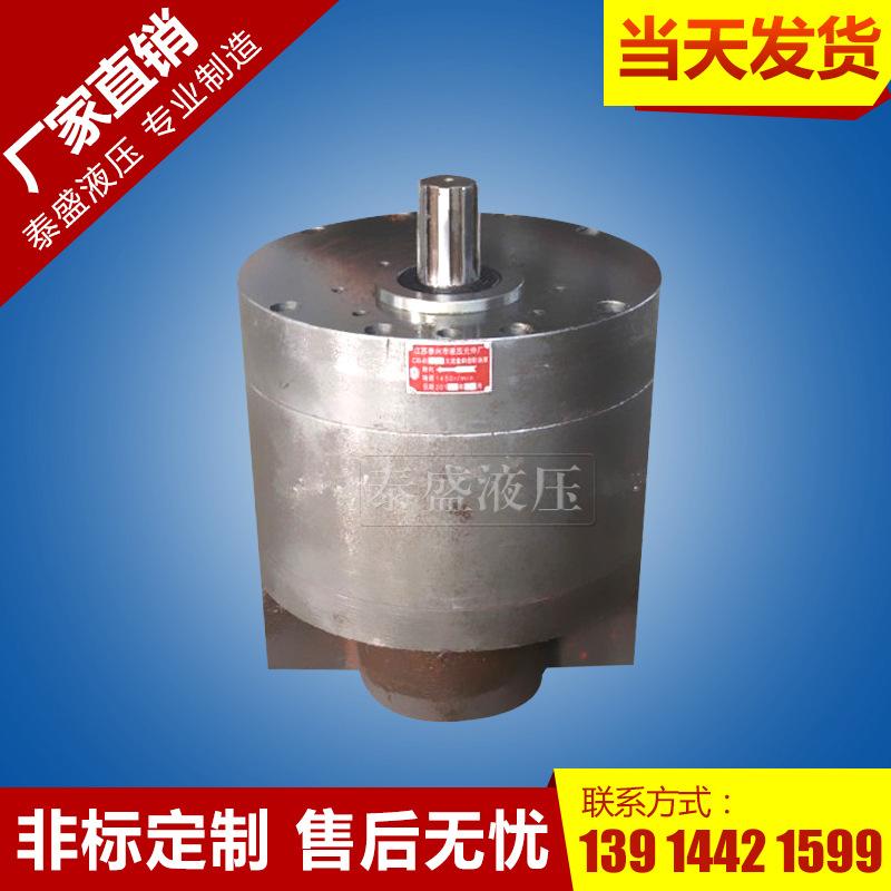 DCB-B1000低噪音大流量耐磨齿轮油泵