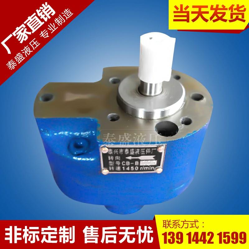 CB-B低压齿轮油泵